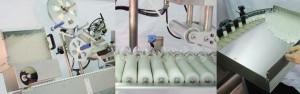 labeling machine parts