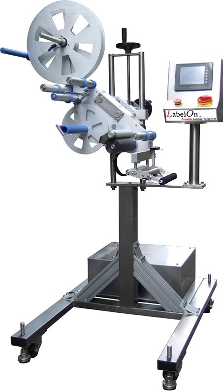 Labelon Basic Labeling Machine Top And Bottom Applicator
