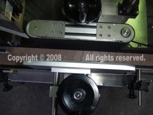 LabelOn Basic Wrap Conveyor