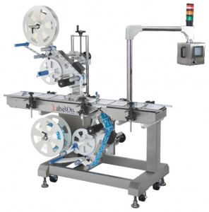 LabelOn™ Modular Top and Bottom Label Applicator