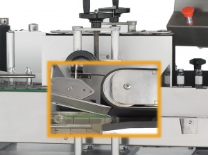 Wrap Around Labeler Module with Fine Controls