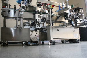 LabelOn Modular Labeling Machine 1
