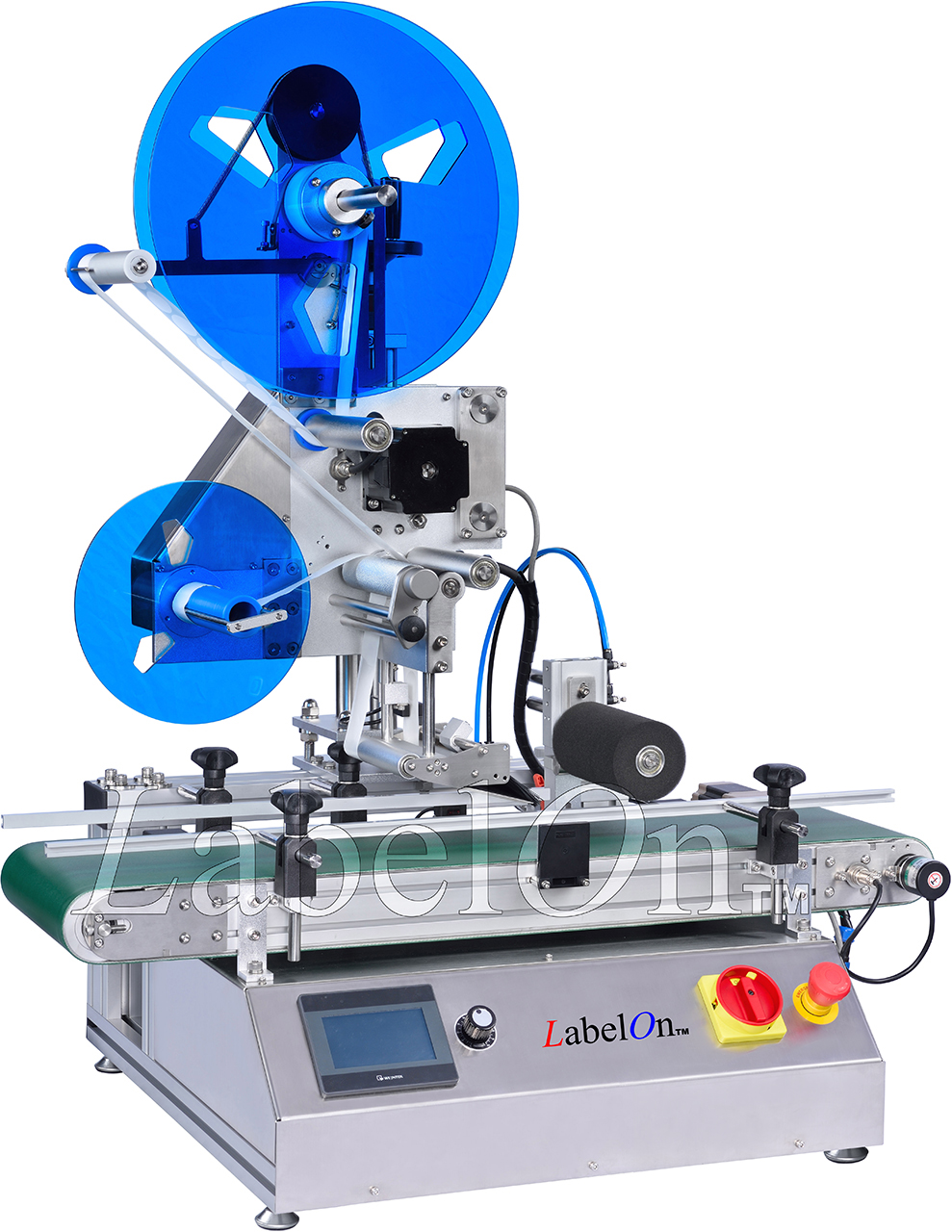 LabelOn Mini Round Top Labeler